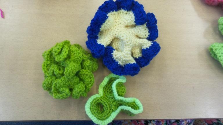 Hyberbolic crochet